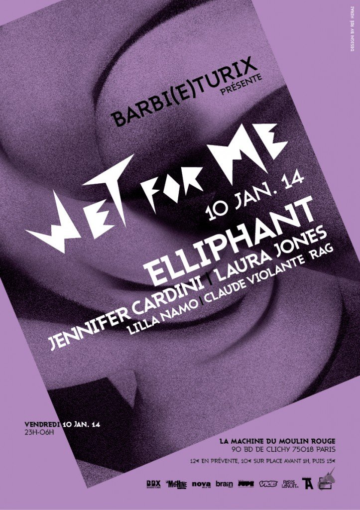 WET FOR ME : Vendredi 10 Janvier