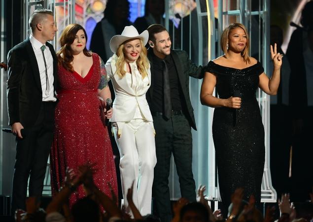 Le mariage à l'honneur pendant les Grammy Awards