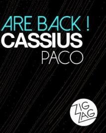 Cassius are back : samedi 18 janvier