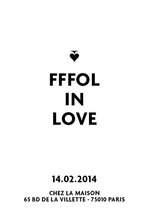 FFFOL in love : vendredi 14 février