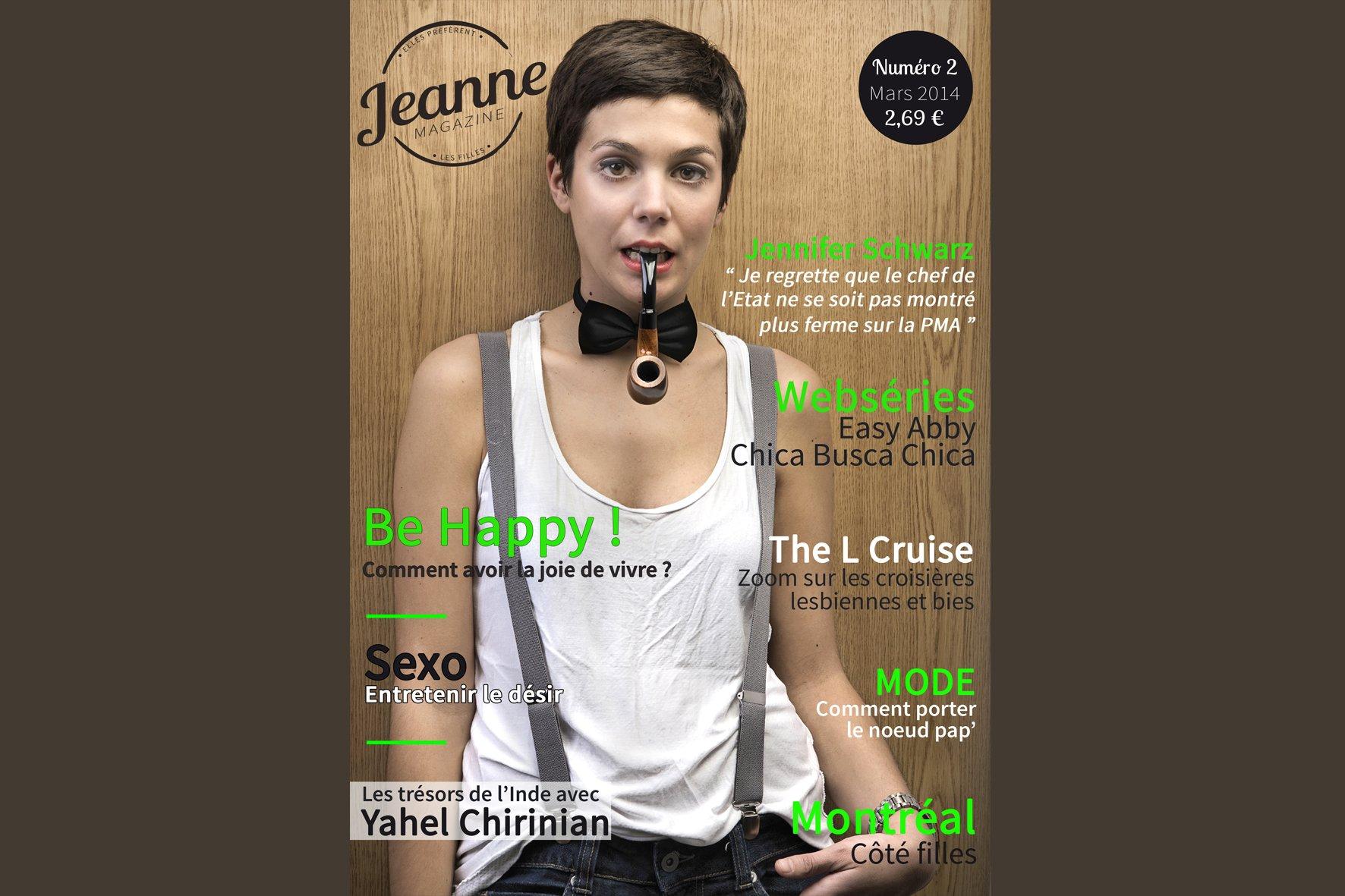 Jeanne Magazine n°2 – mars 2014