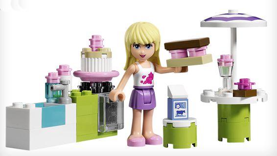 Lettre d'une fillette à LEGO contre le sexisme