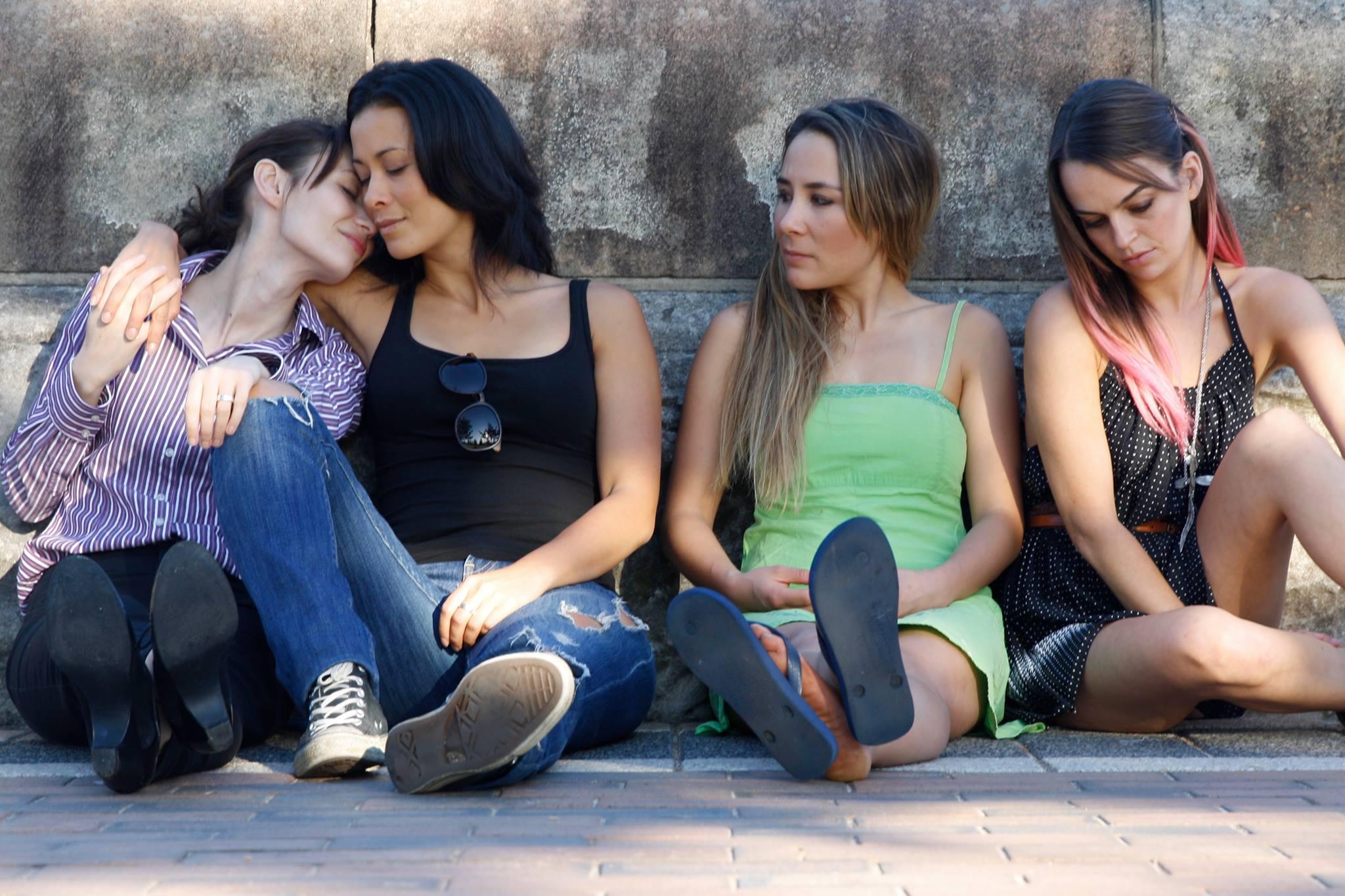 Lesbienne et sexy, la nouvelle web série made in Australie