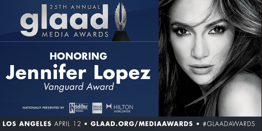 Jennifer Lopez récompensée aux Glaad pour The Fosters