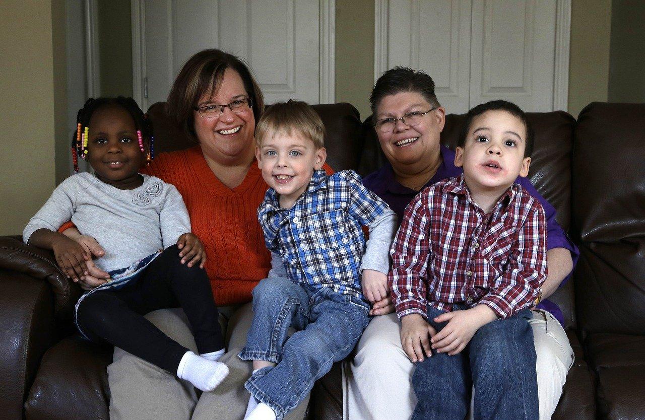 L'interdiction du mariage homosexuel invalidée dans le Michigan