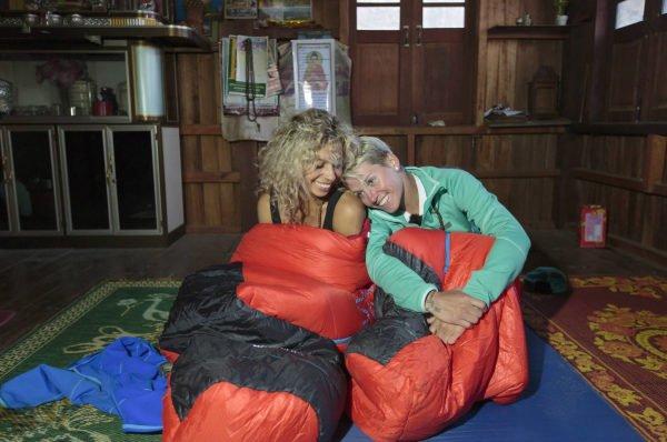 Daisy et Natascha, les deux amoureuses suisses de Pékin Express