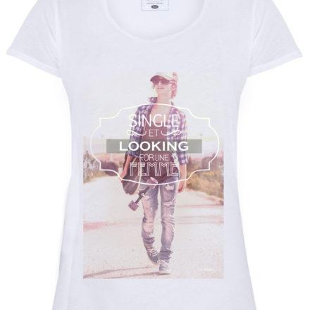 Single et looking for une femme