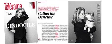 Catherine Deneuve revient sur le Mariage pour tous