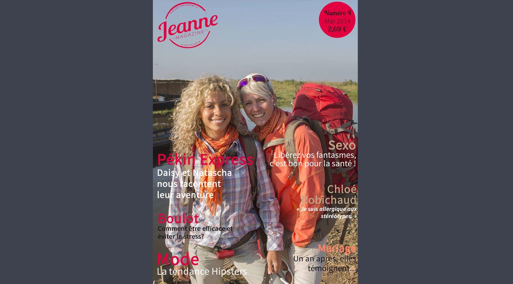 Jeanne Magazine n°4 – mai 2014