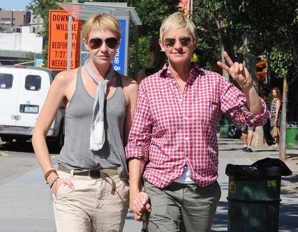 Ellen DeGeneres élue personnalité LGBT la plus influente des Etats-Unis
