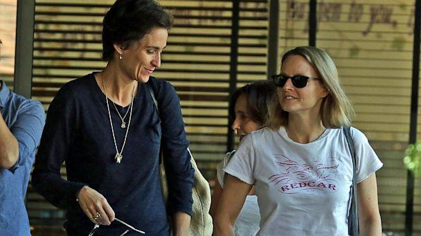 Jodie Foster et Alexandra Hedison se sont mariées !