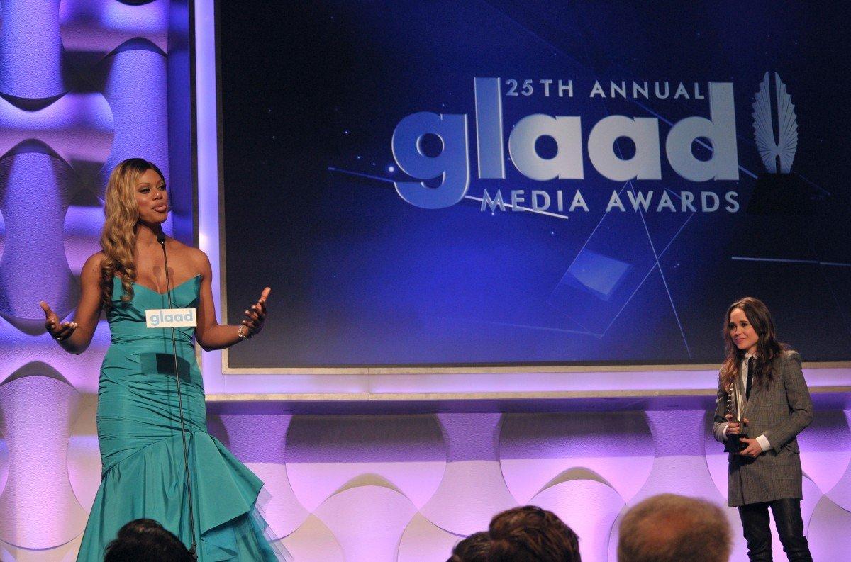Glaad : récompenses pour Jennifer Lopez, Tegan et Sara, et Laverne Cox