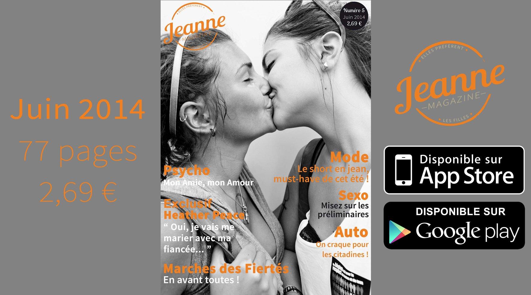 Jeanne Magazine n°5 – juin 2014