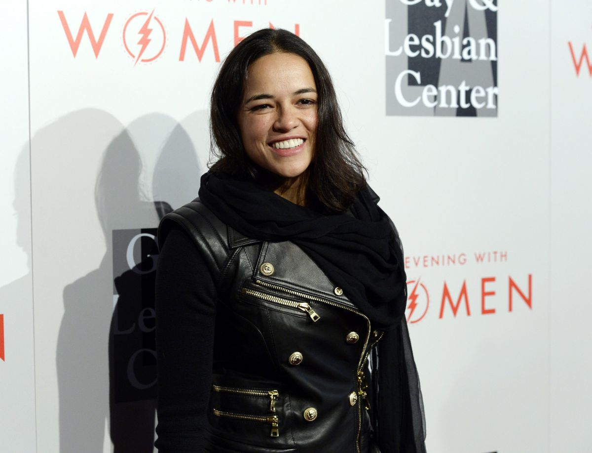 Michelle Rodriguez « en me présentant telle que je suis vraiment, cela peut inspirer d'autres à faire pareil. »