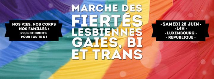 Marches des Fiertés de Paris : l'Hôtel de Ville aux couleurs de l'arc-en-ciel !