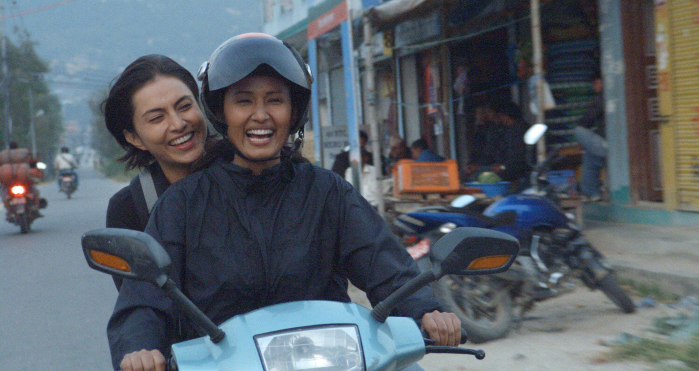 Gagnez une invitation pour Soongava, le premier film lesbien népalais