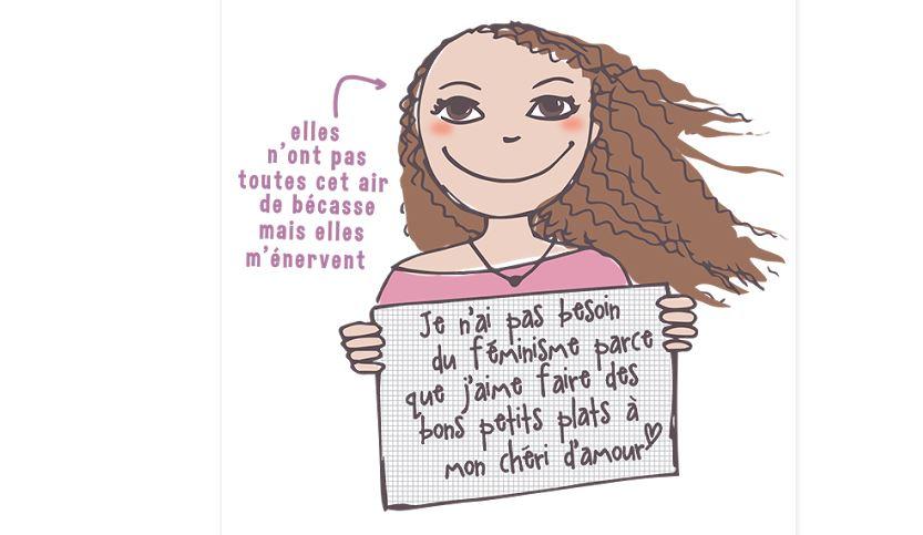 Le féminisme, mais pour quoi faire ? … La très chouette réponse de Muriel Douru