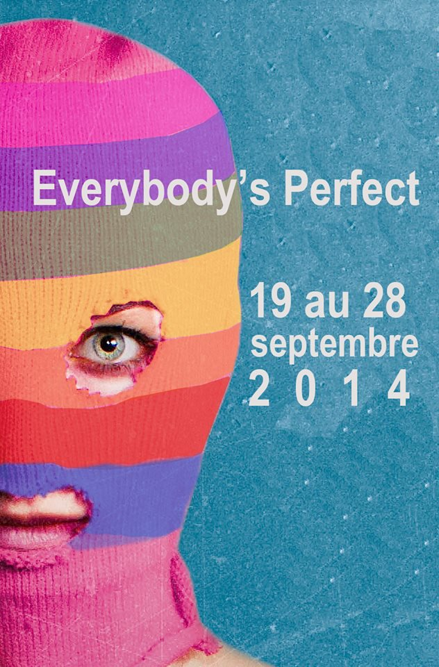 Everybody's Perfect : du 19 au 28 septembre