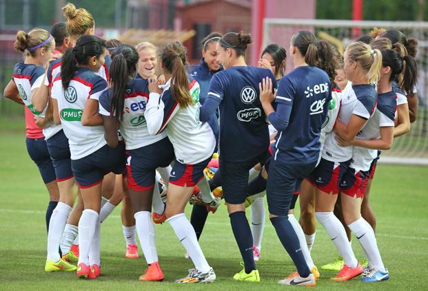 La Ville de Paris prête à accueillir la Coupe du monde de football féminin 2019