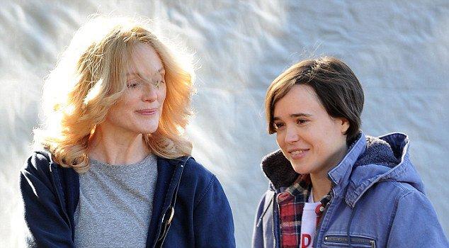 Freeheld avec Ellen Page et Julianne Moore: les premières photos