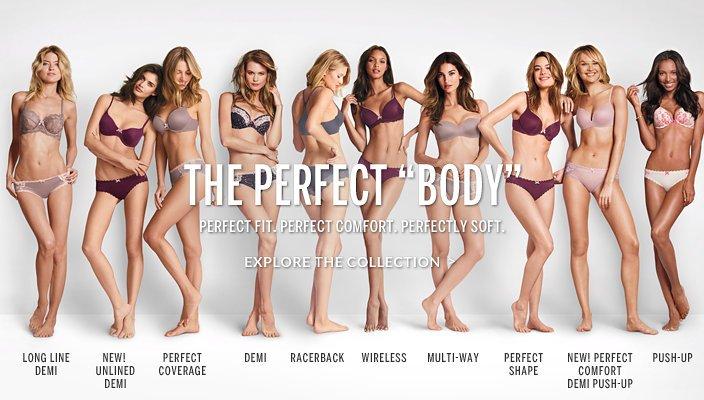 Le bad buzz de Victoria's Secret, la bonne réponse de Dove