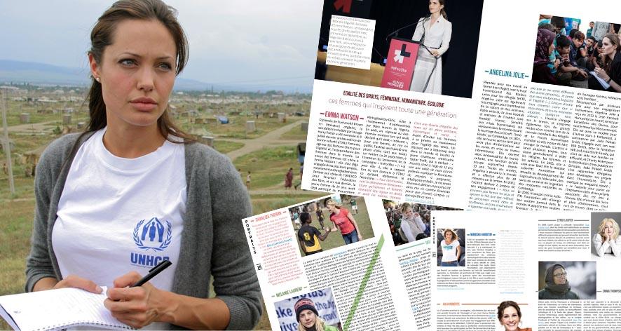 Angelina Jolie reçoit la plus haute distinction civile du Royaume-Uni