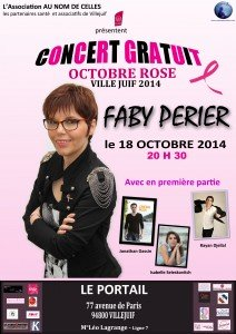 concert Octobre Rose