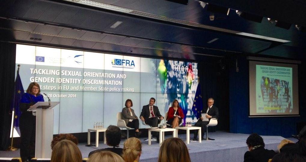 Première conférence pour l'égalité des LGBT organisée au Conseil de l'Union européenne
