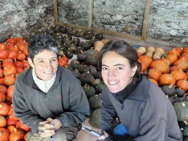 «Nous avions la même passion pour le végétal, les légumes ; on voulait nourrir les gens sainement.»