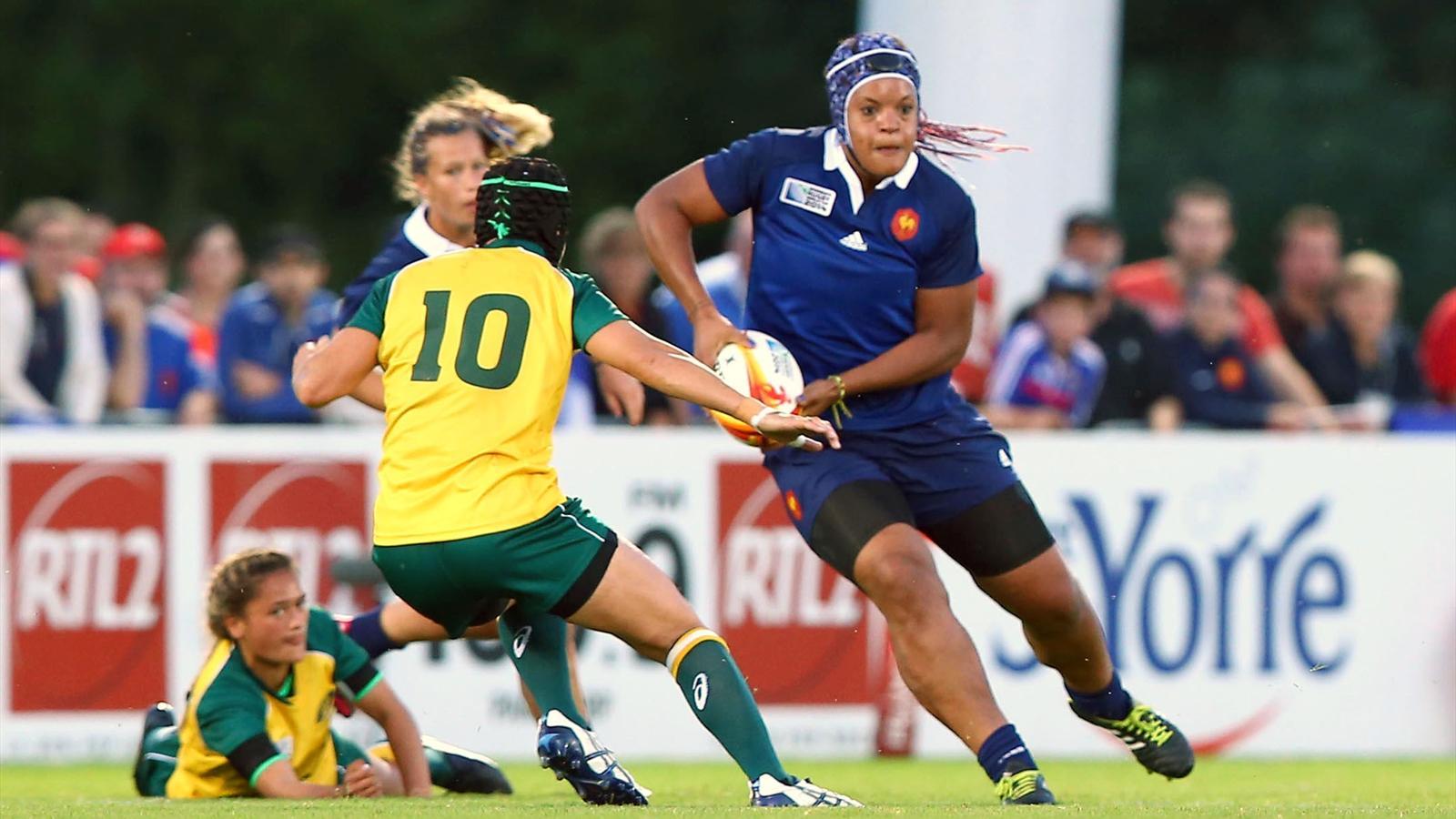 Rugby : Safi N'Diaye, Oscar de la meilleure joueuse française