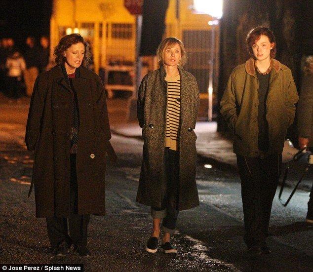 Susan Sarandon lesbienne et Elle Fanning FTM dans le film Three Generations