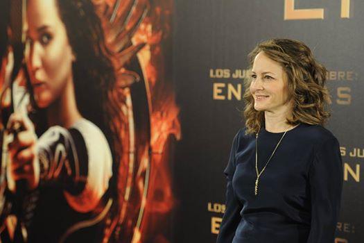 Nina Jacobson, productrice d'Hunger Games : «C'est être lâche que de rester dans le placard à Hollywood».