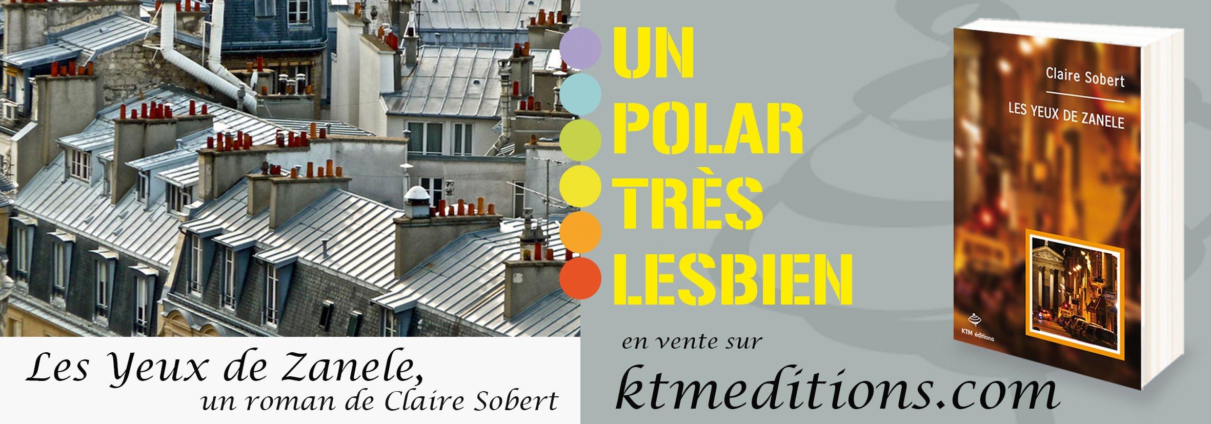 100% policier, 100% lesbien, le nouveau roman des Editions KTM