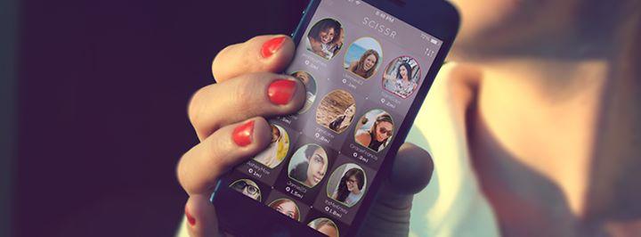 Scissr : la nouvelle application de rencontres destinée aux lesbiennes