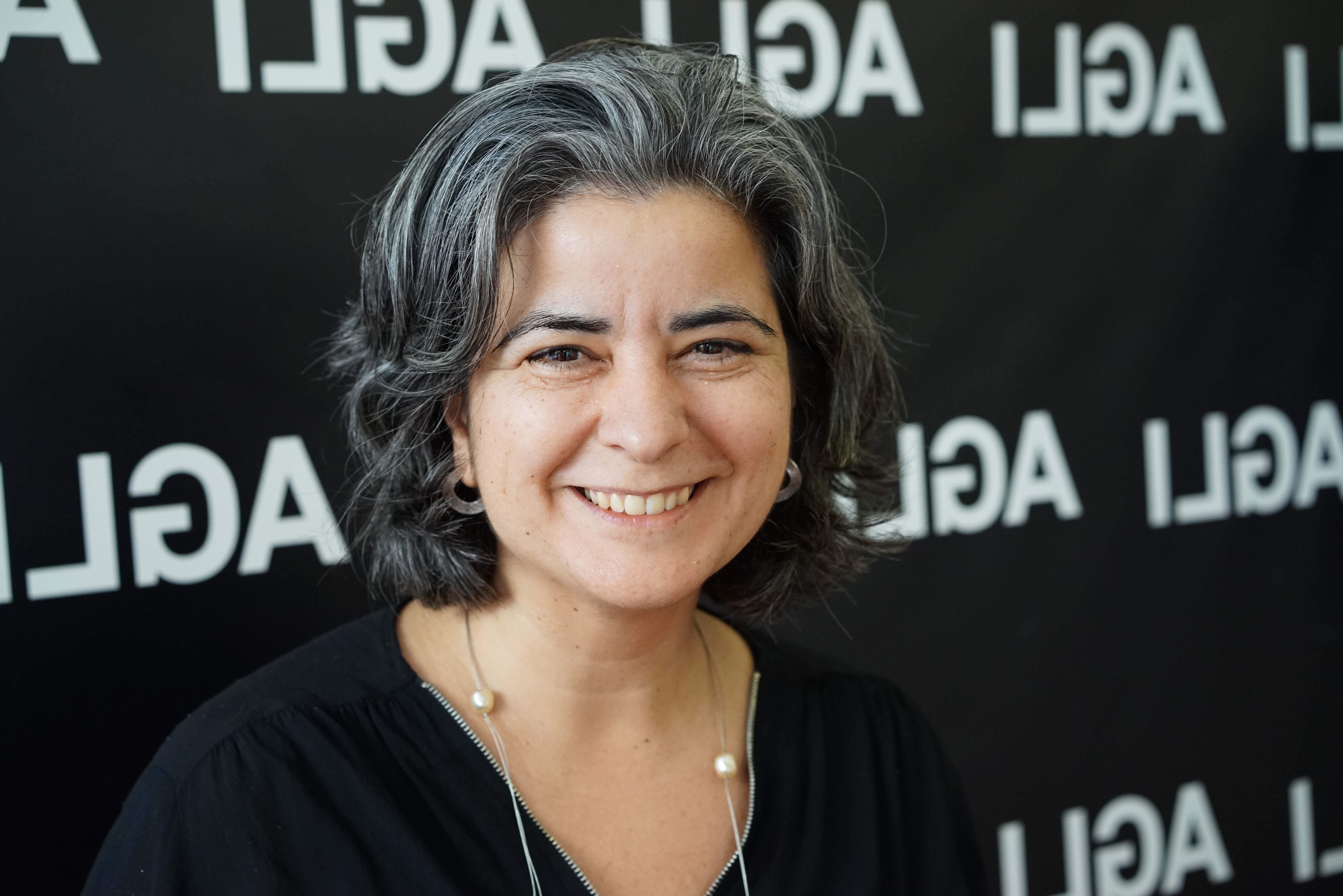 Rencontre avec Isabel, présidente du centre LGBT de Lisbonne et de l'ILGA Portugal
