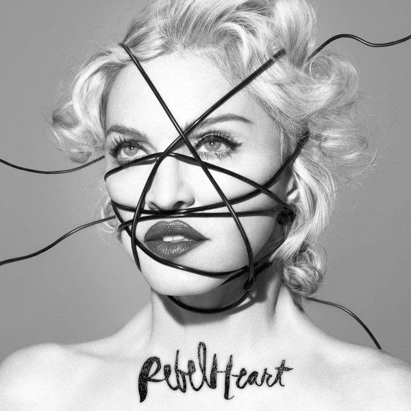 Madonna dévoile 6 titres de «Rebel Heart» sur iTunes