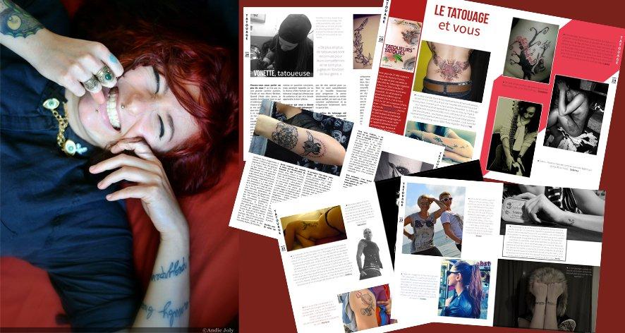 Le tatouage et vous