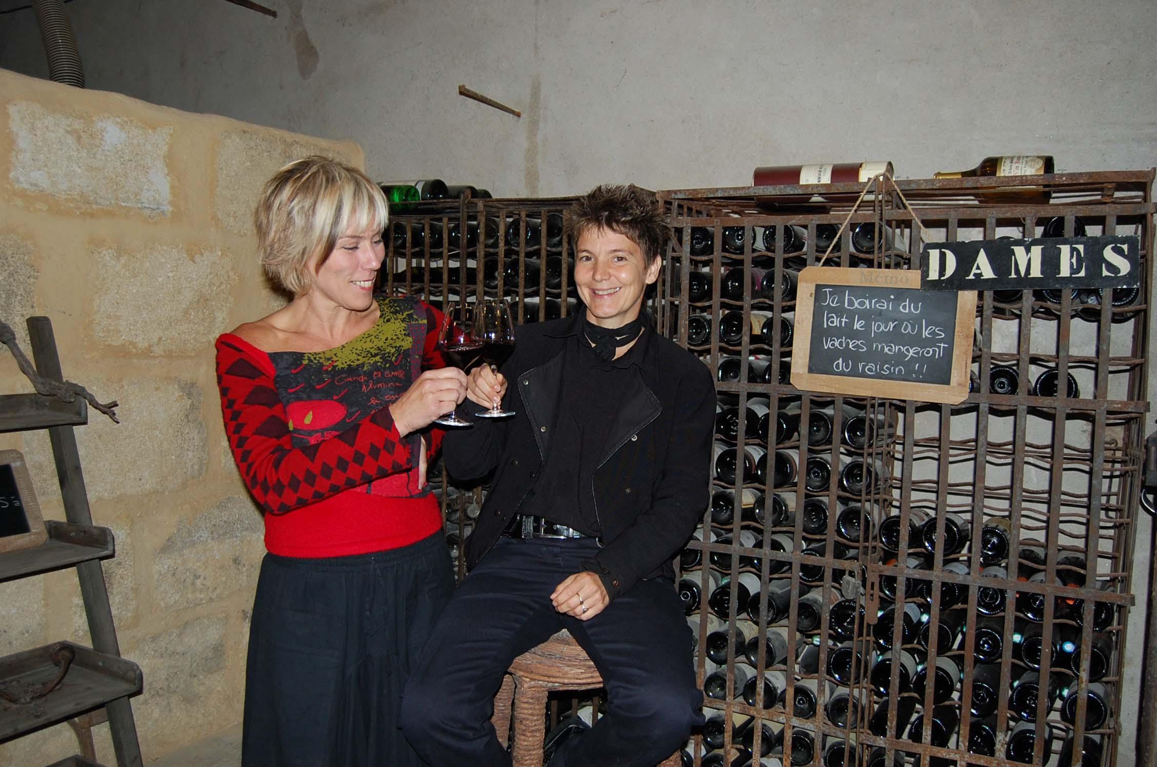 Le Domaine les Cabotines : 2 femmes et 3 hectares de vigne en bio