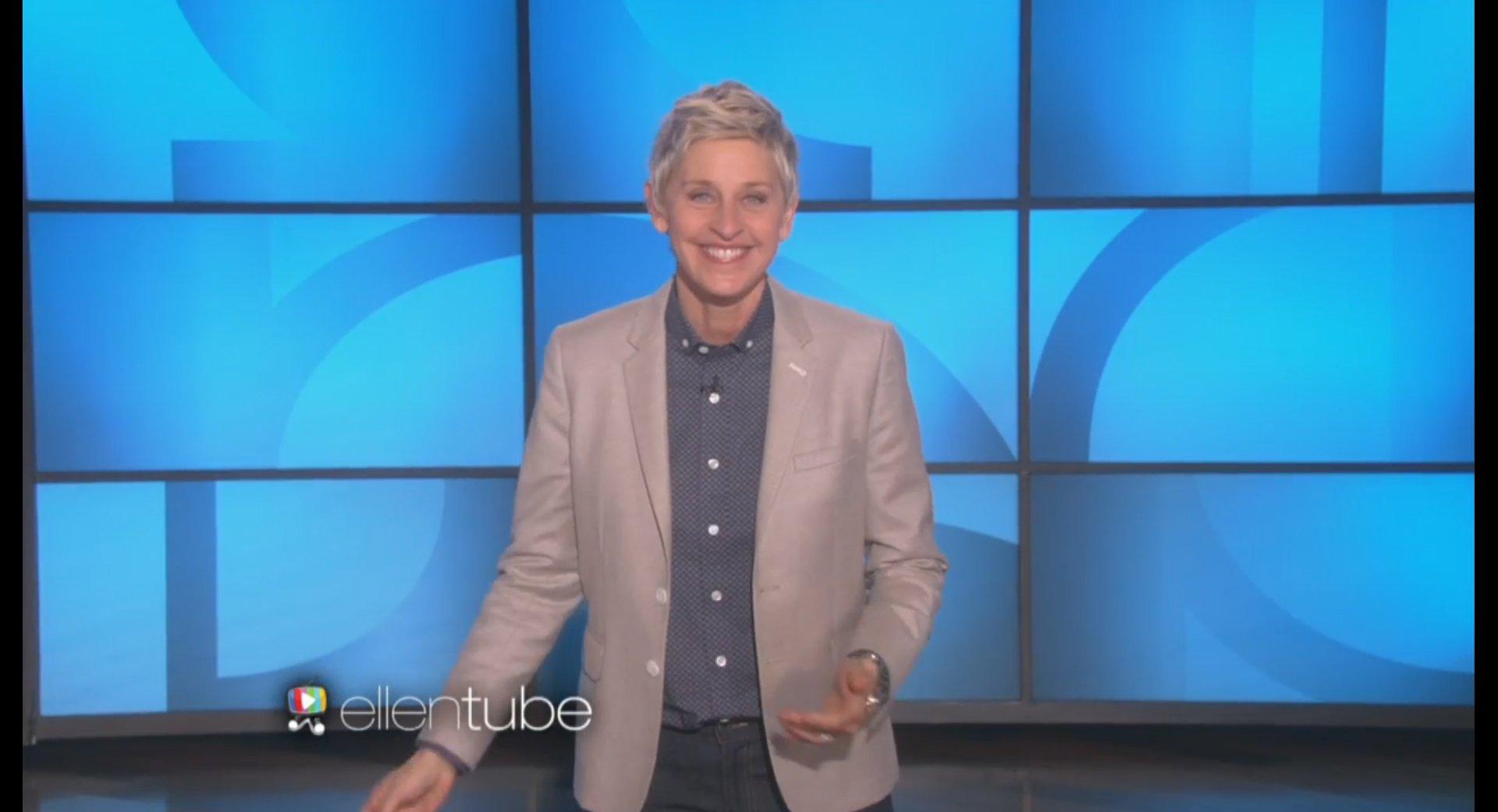 Ellen DeGeneres, sa réponse à un pasteur homophobe : «Yay, I'm gay»
