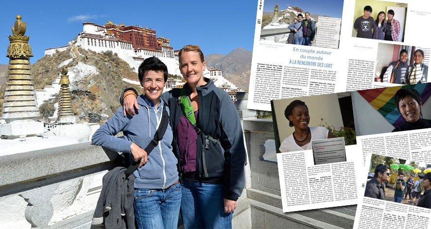 En couple autour du monde à la rencontre des LGBT