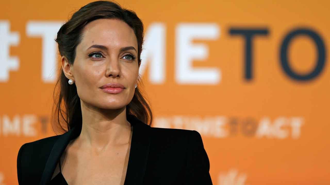 Angelina Jolie, sa tribune courageuse, émouvante et bienveillante publiée hier dans le New York Times