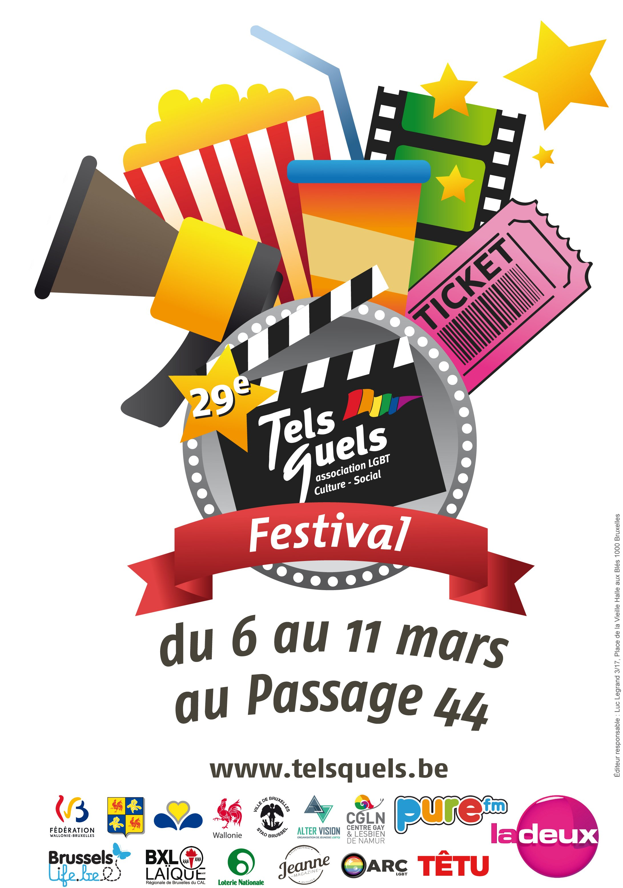 Festival Tels Quels à Bruxelles
