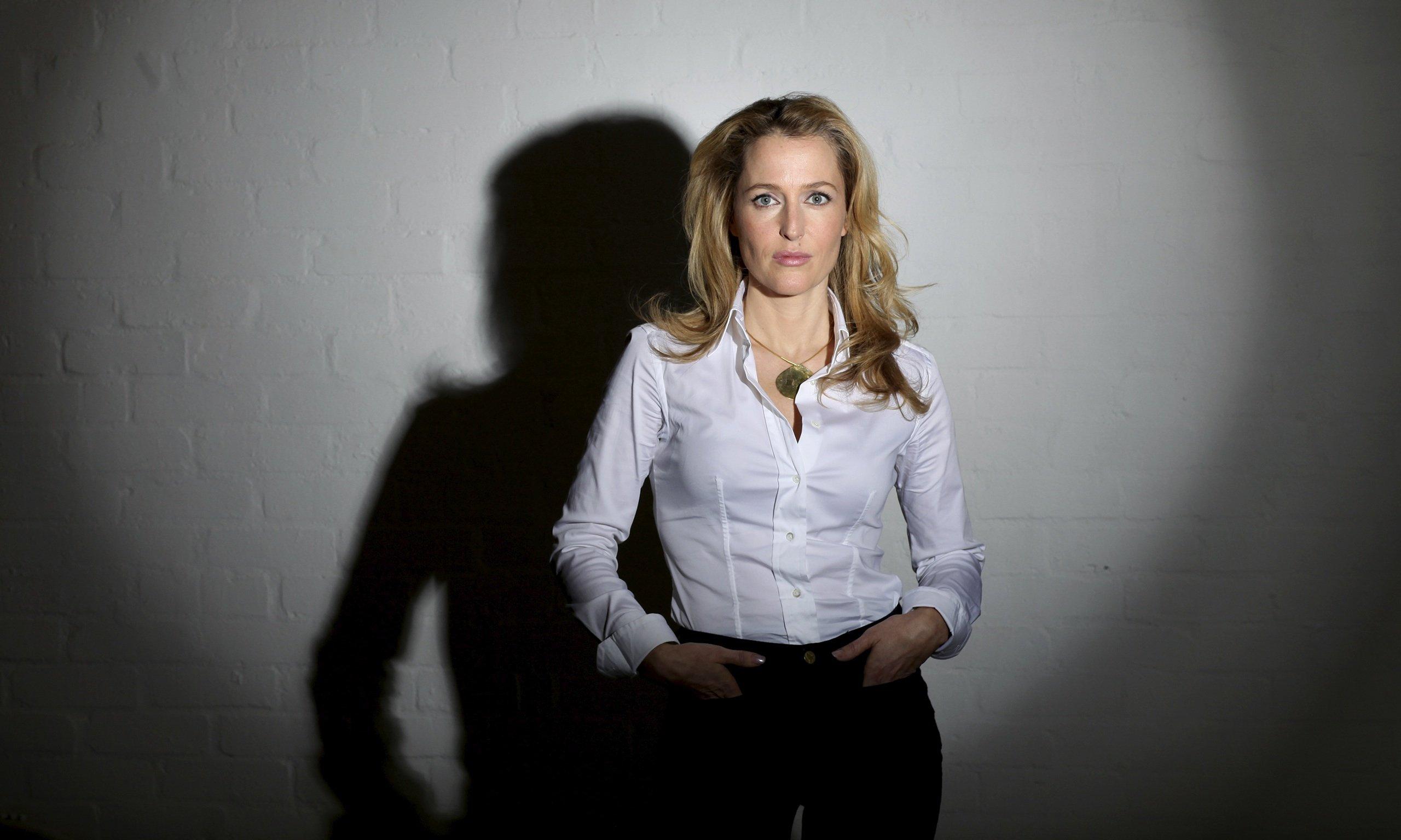 X-Files est de retour avec Gillian Anderson
