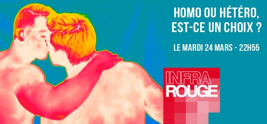 «Homo ou hétéro, est-ce un choix ?» le 24 mars sur France 2