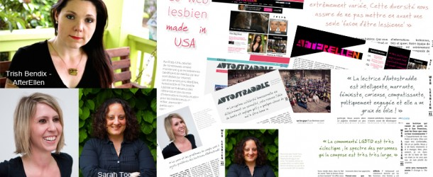 Le web lesbien made in USA