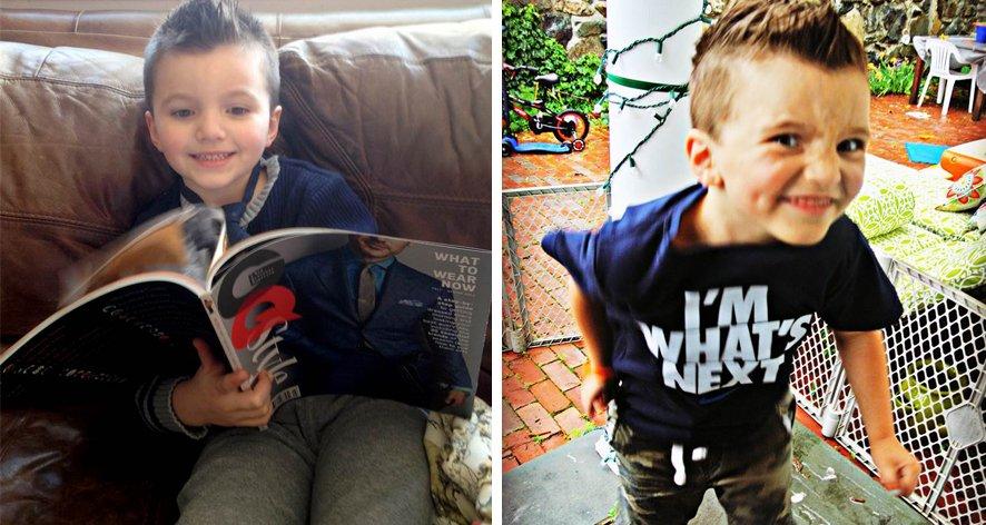 L'histoire de Jacob, un petit garçon trans' très entouré par sa famille