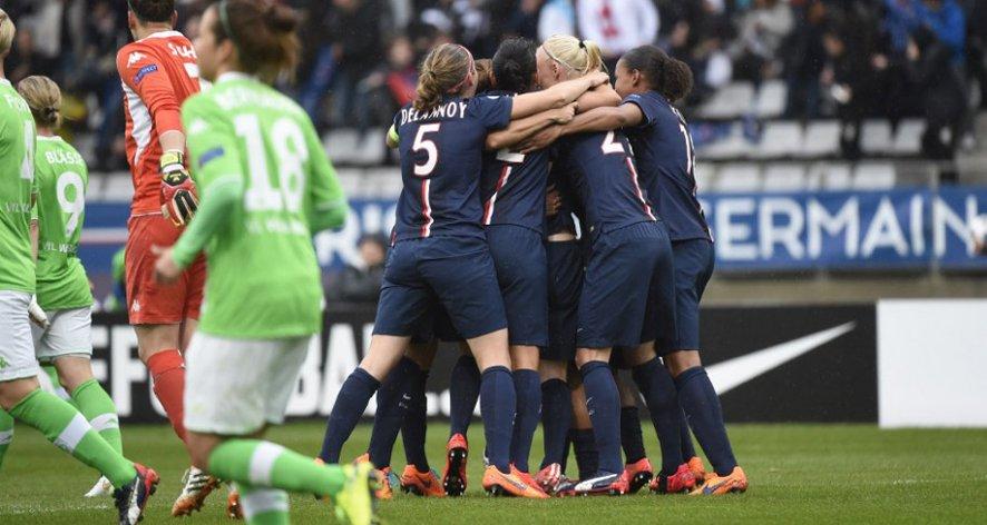 C'est une première : France 2 va diffuser du football féminin à l'occasion de la finale de la Ligue des champions féminine