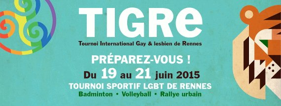 Tournoi Sportif International LGBT de Rennes du 19 au 21 juin