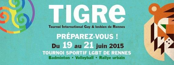 Tournoi Sportif International LGBT de Rennes du 19 au 21 juin