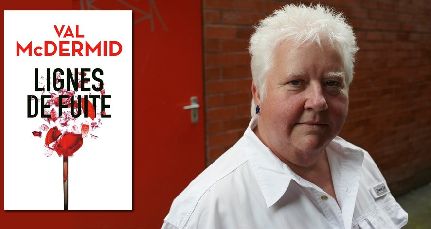 Val McDermid en interview dans Jeanne Magazine